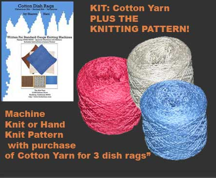 Maggie's Rags--Knitting Patterns, Knitting Classes, Editing Services